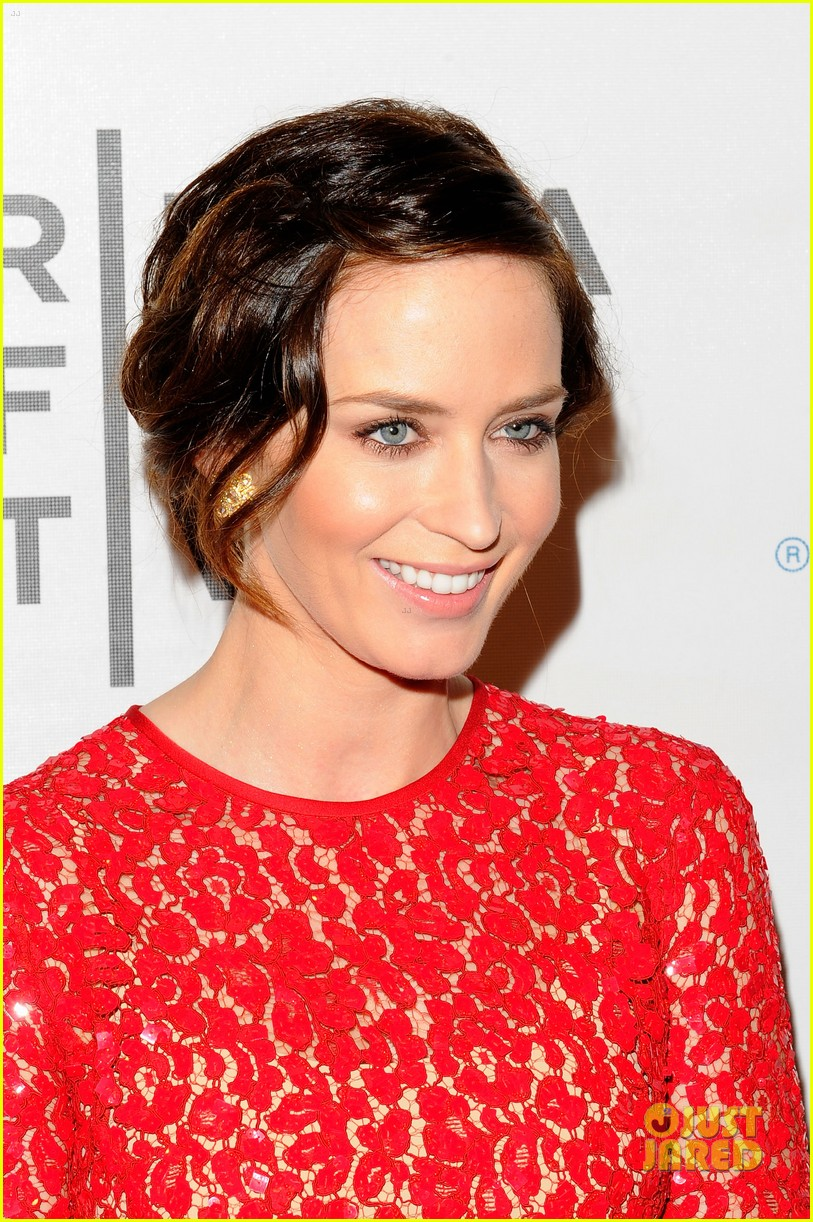 emily blunt your sisters sister premiere tribeca 12
