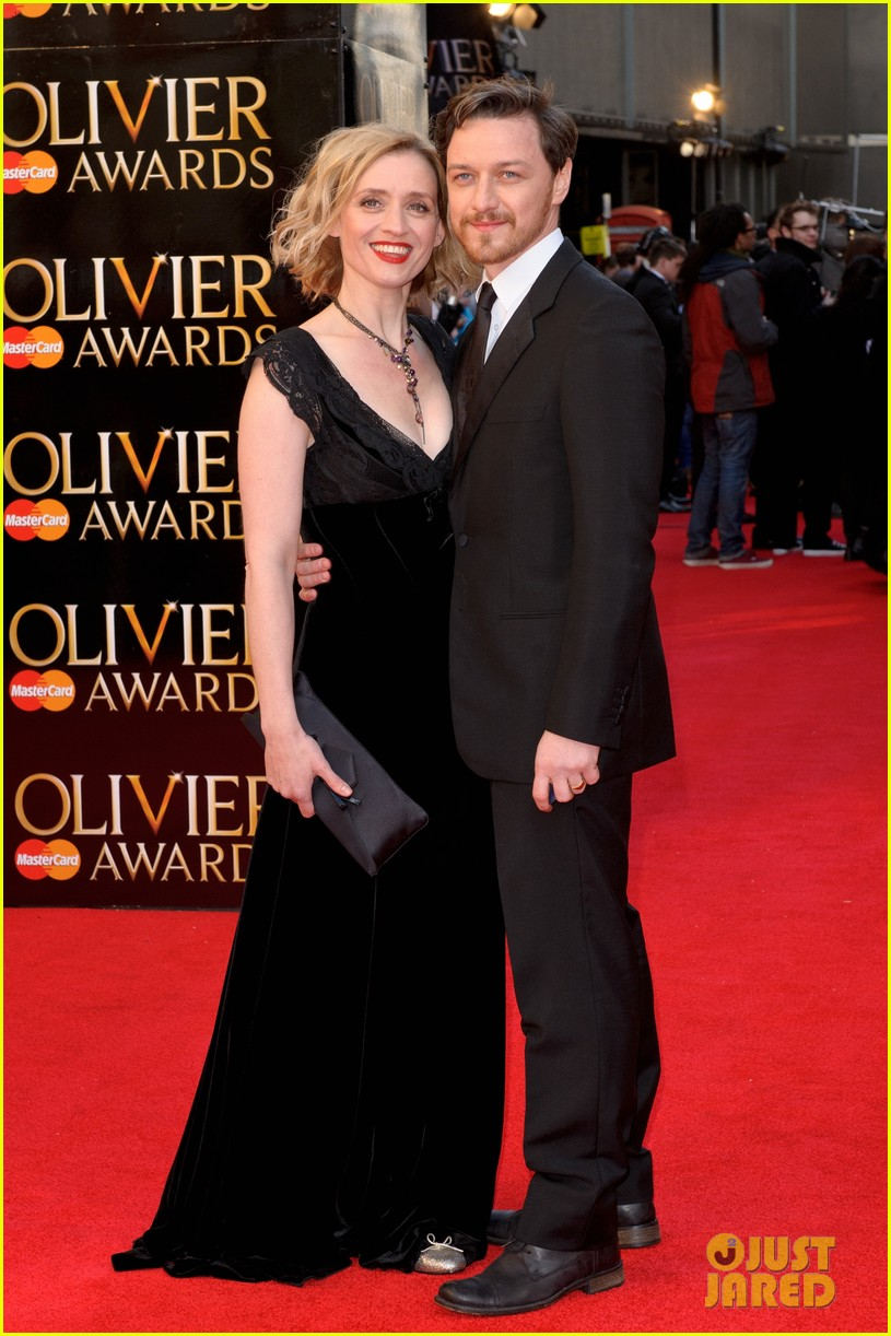 douglas booth james mcavoy olivier awards 14