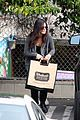 sandra bullock shopping trip with louis 08