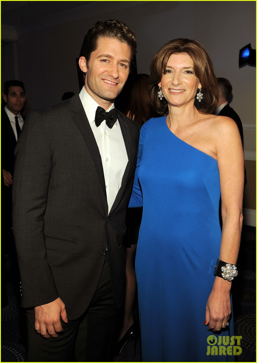 chace crawford matthew morrison white house correspondents dinner 02