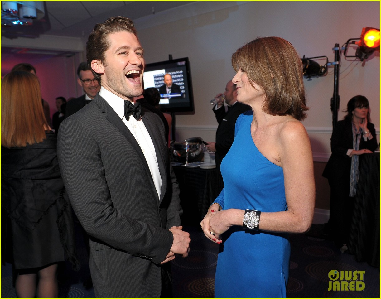 chace crawford matthew morrison white house correspondents dinner 07