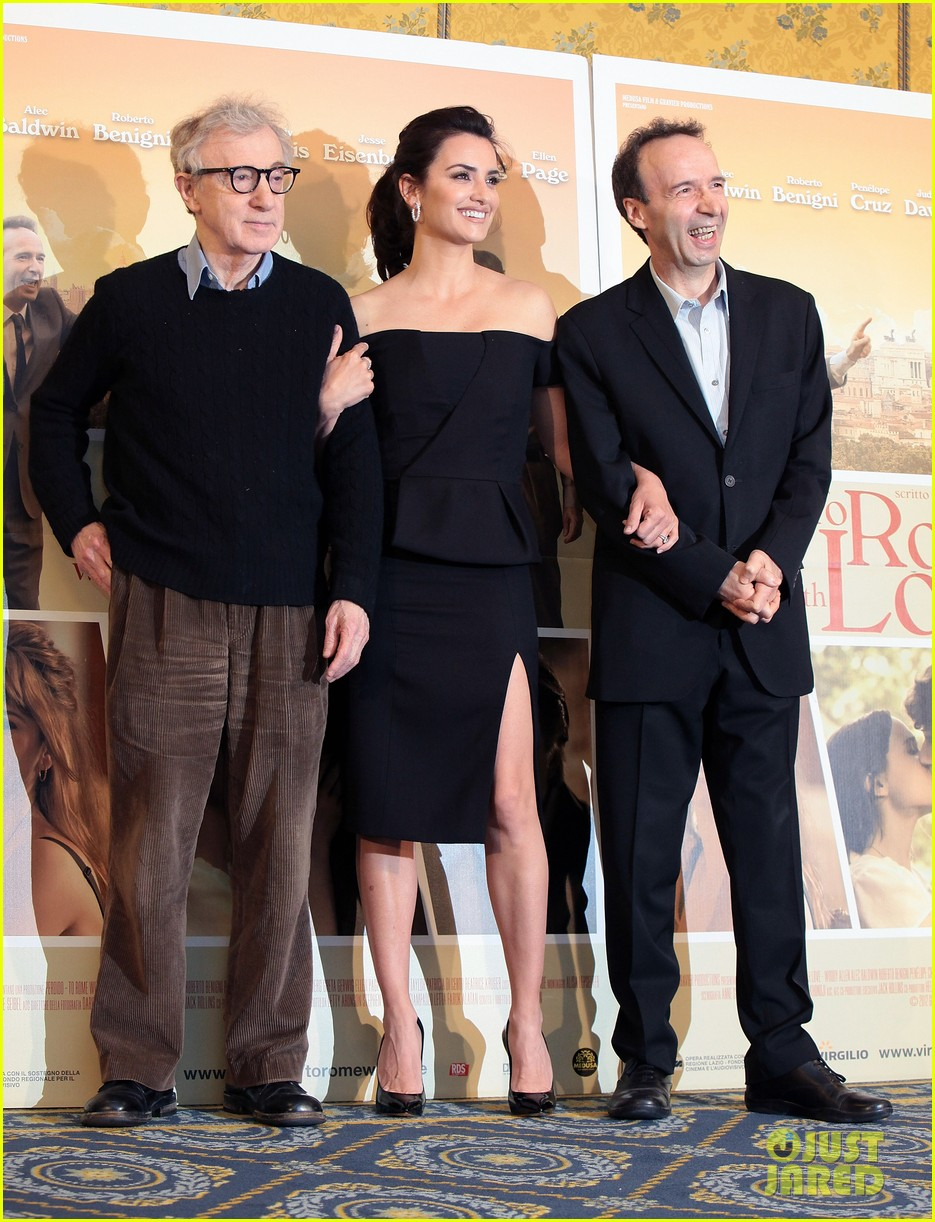 penelope cruz to rome with love photocall 012648512