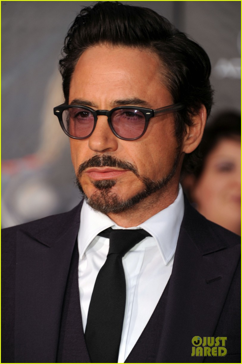 robert downey jr avengers premiere with wife susan 02