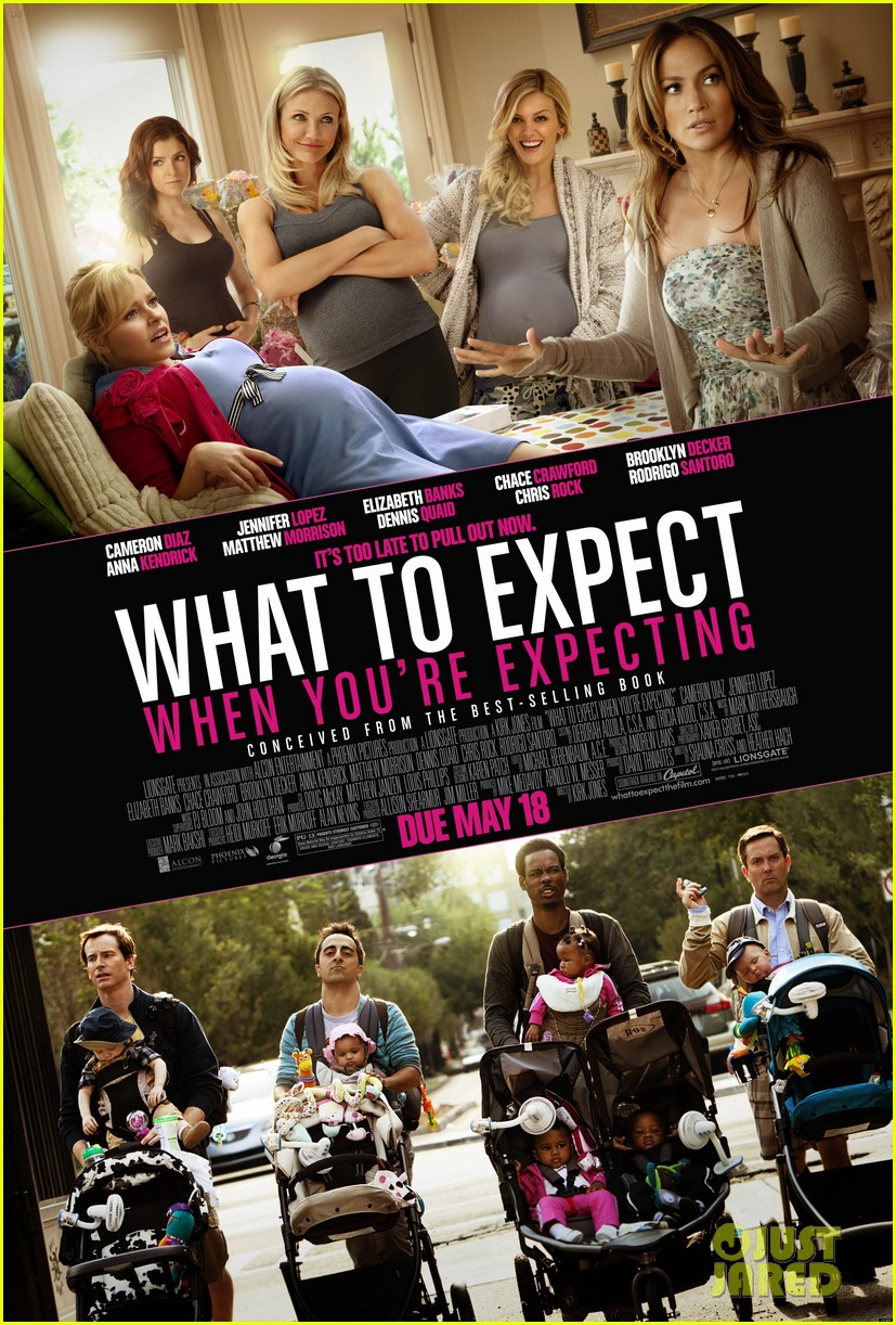 what to expect when youre expecting movie poster 032645691