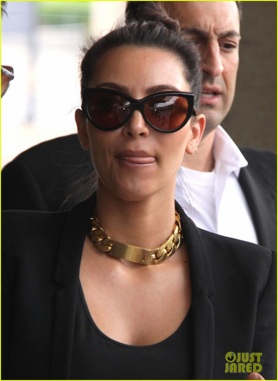 kim kardashian kanye west saturday morning brunch 122654728