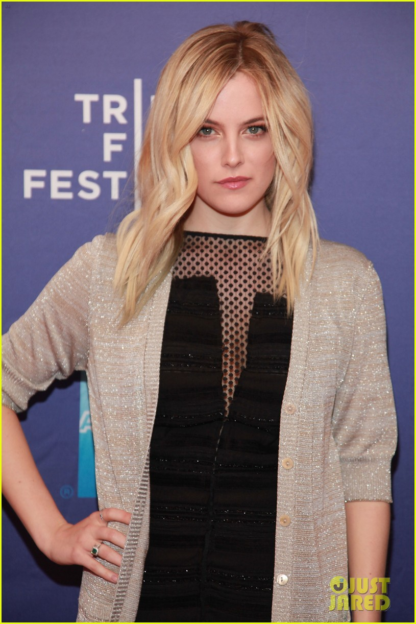 riley keough tribeca fest 06
