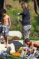 heidi klum cold water park 15