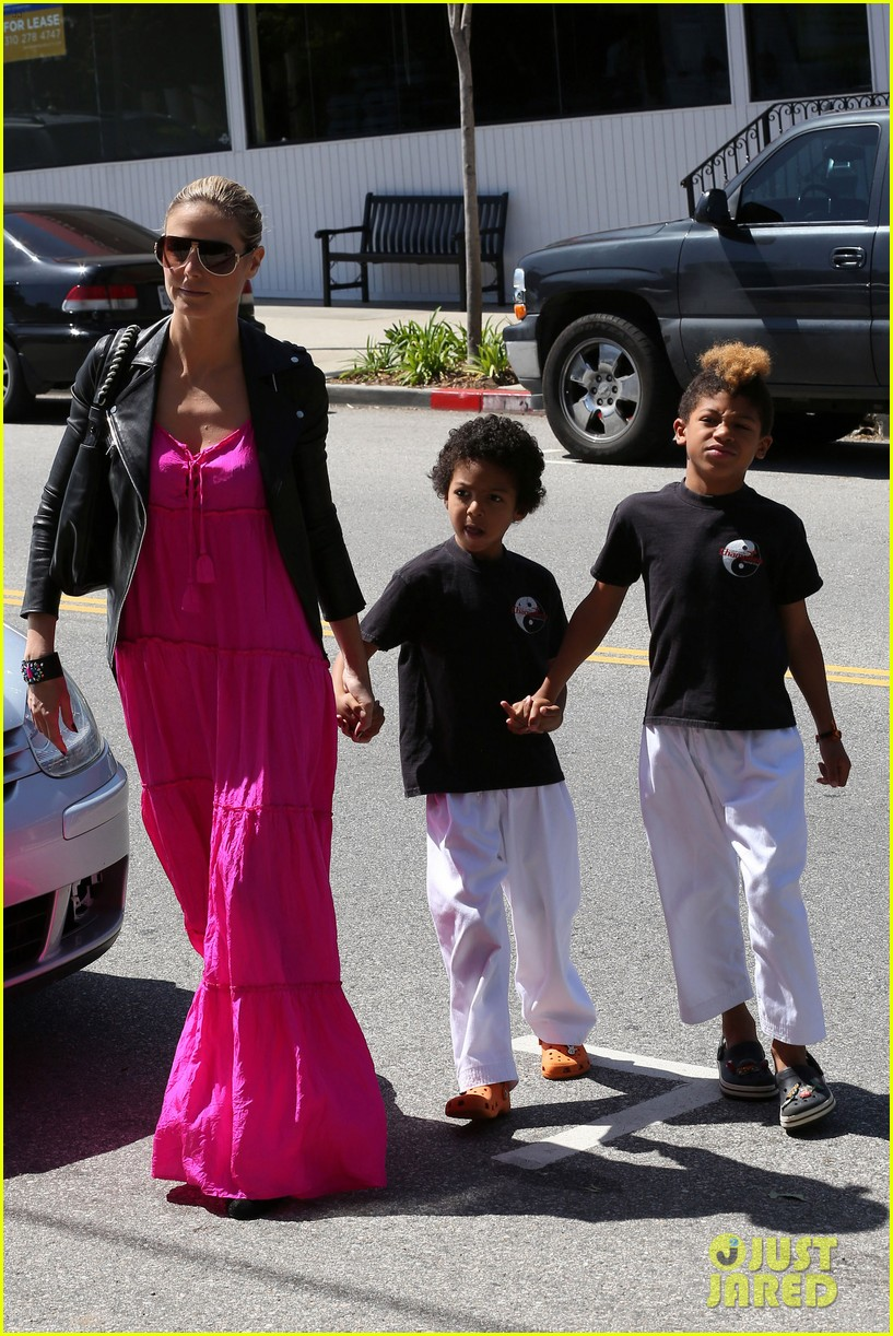 heidi klum karate divorce filing 08