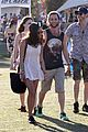 zoe kravitz penn badgley coachella couple 01