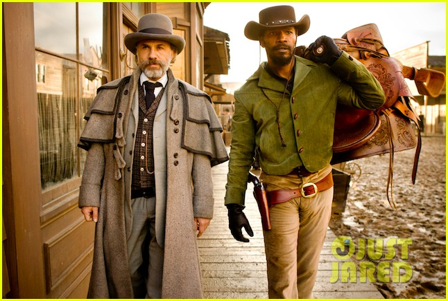 leonardo dicaprio django unchained first look 022653930