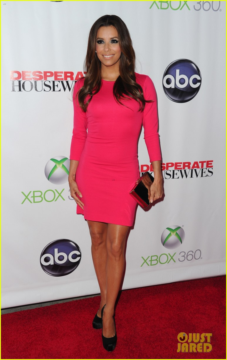 eva longoria desperate housewives series finale party 03