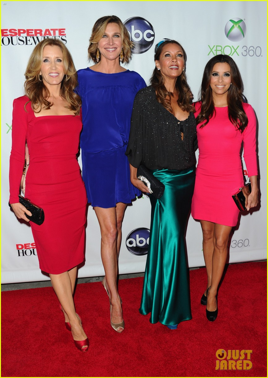 eva longoria desperate housewives series finale party 11