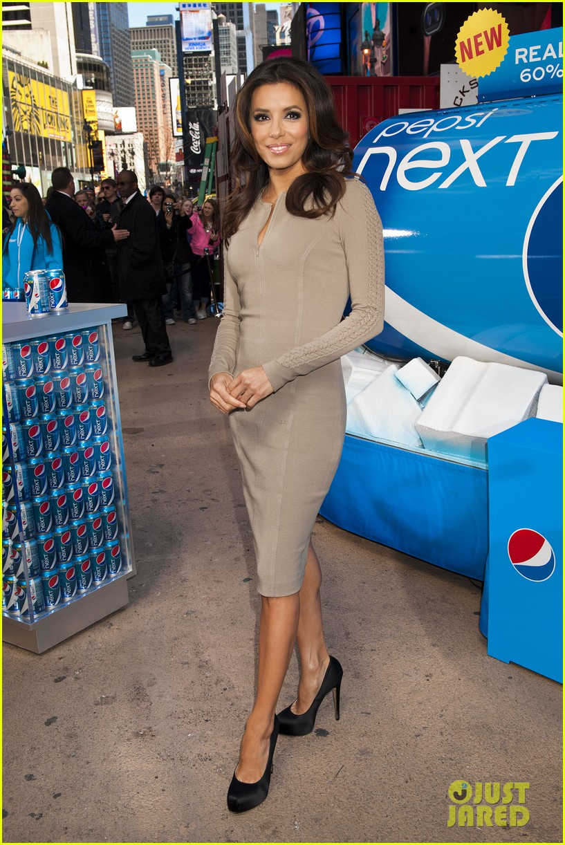 eva longoria pepsi event 10