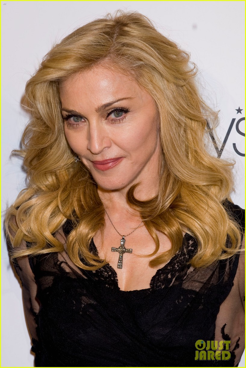 madonna truth or dare fragrance launch 04