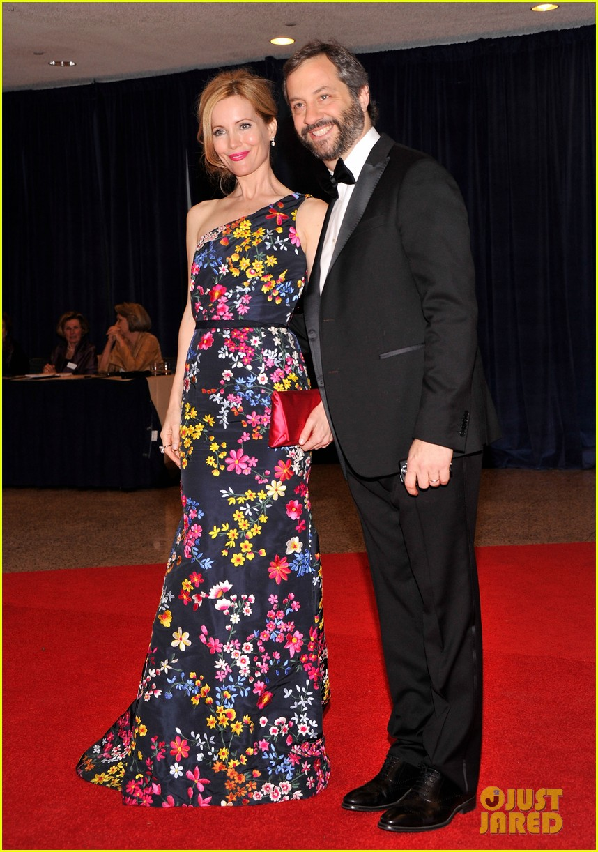 leslie mann judd apatow white house 09