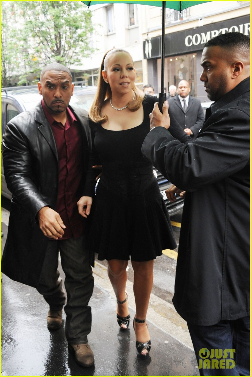 mariah carey paris shopping trip 012654650