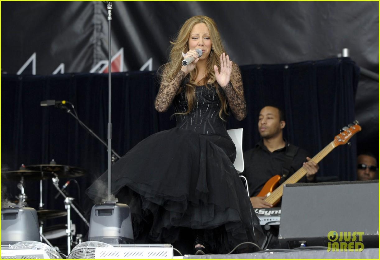 mariah carey austria concert 16