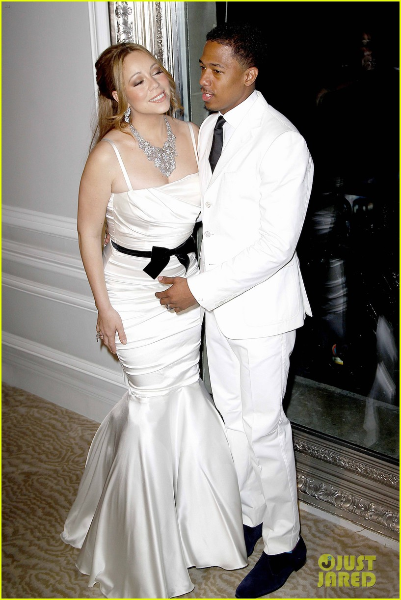 mariah carey nick cannon renew wedding vows 12