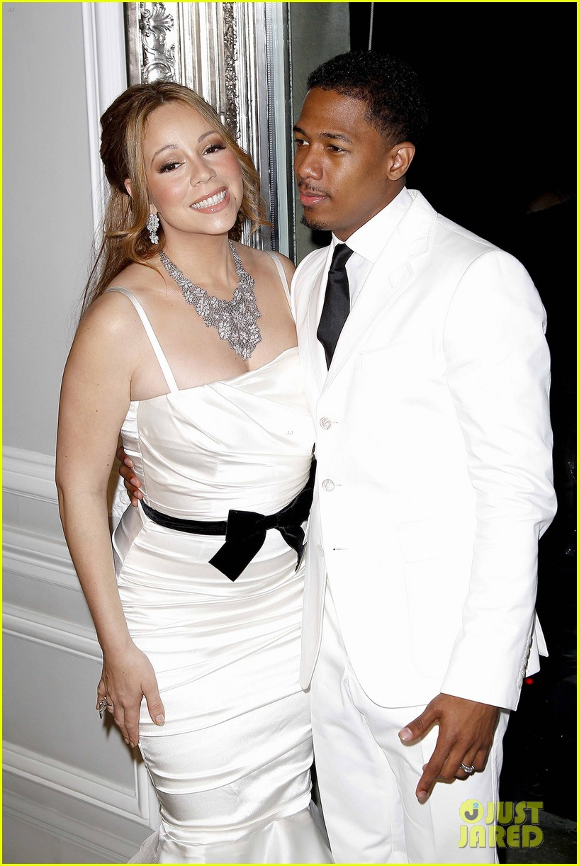 mariah carey nick cannon renew wedding vows 13