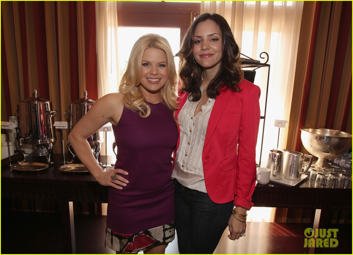 katharine mcphee megan hilty smash nbc press day 12