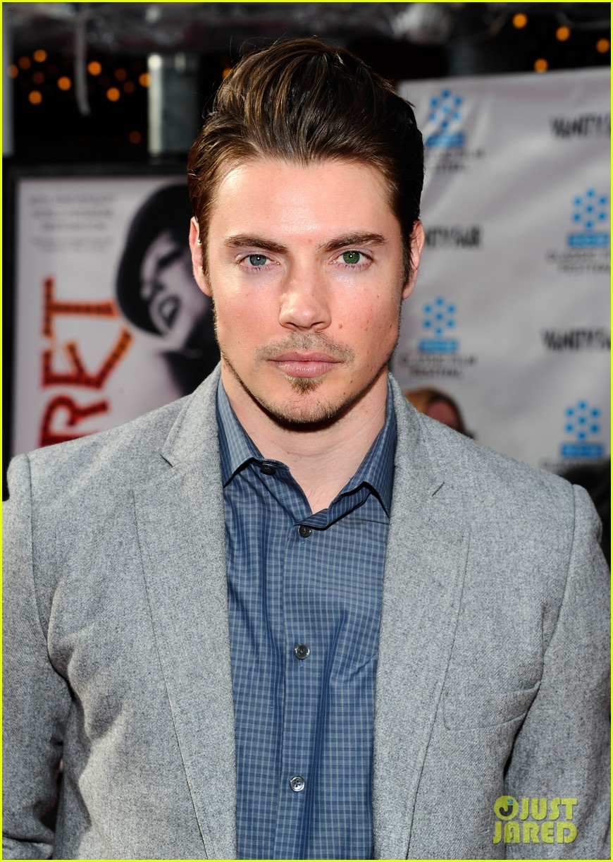 jesse metcalfe josh henderson cabaret 40th anniversary 02