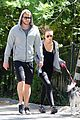 miley cyrus liam hemsworth walk floyd 08