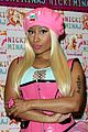 nicki minaj london cd signing 11