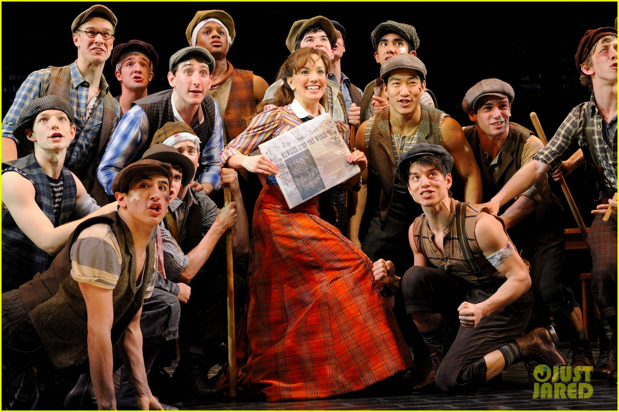 newsies on broadway 03
