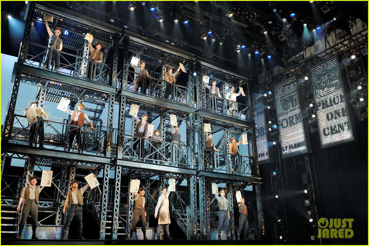 newsies on broadway 07