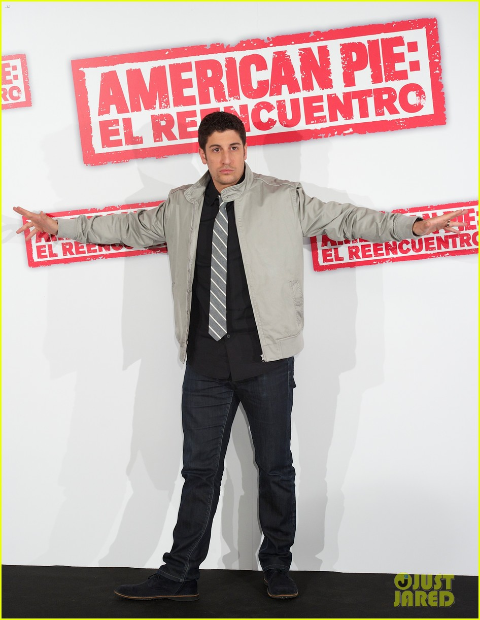 jason biggs seann william scott american reunion madrid 13