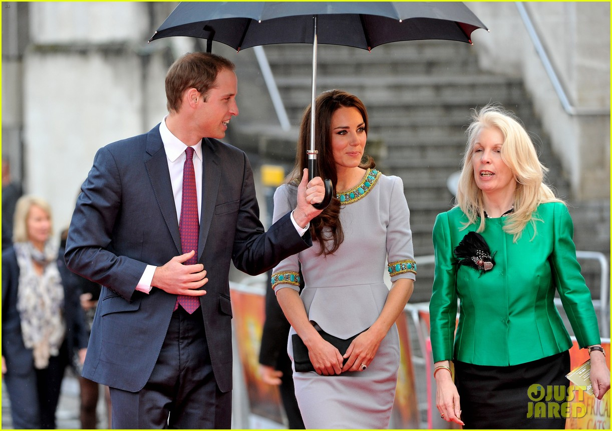 prince william duchess kate african cats premiere 02