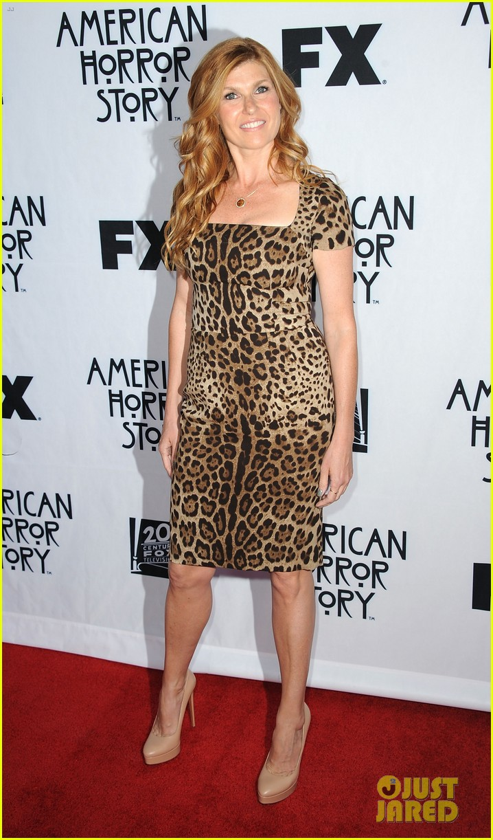 zachary quinto connie britton american horror story screening 10