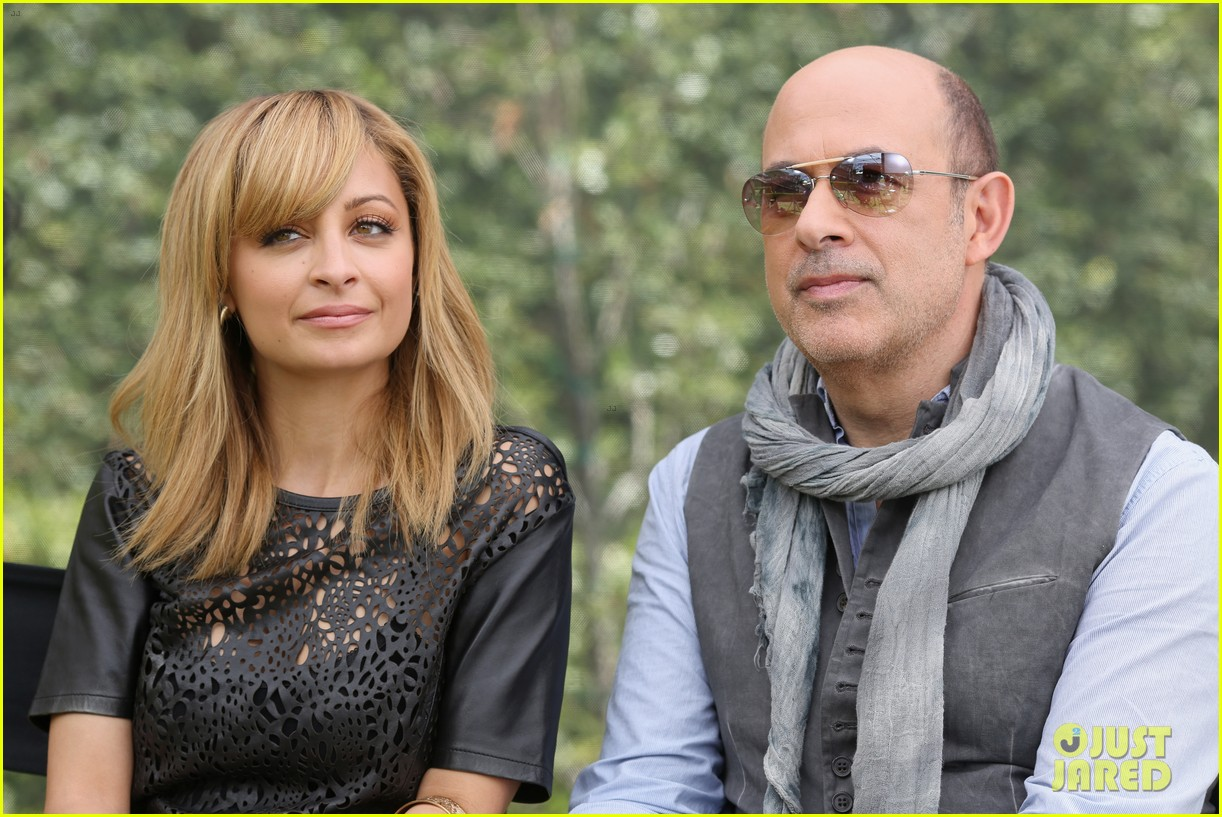 nicole richie nbc summer press day 17