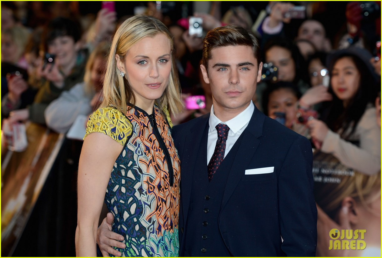Taylor Schilling and zac efron movie