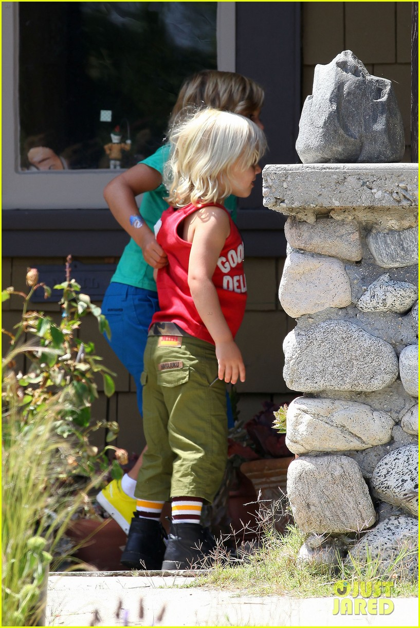 gwen stefani boys family 02