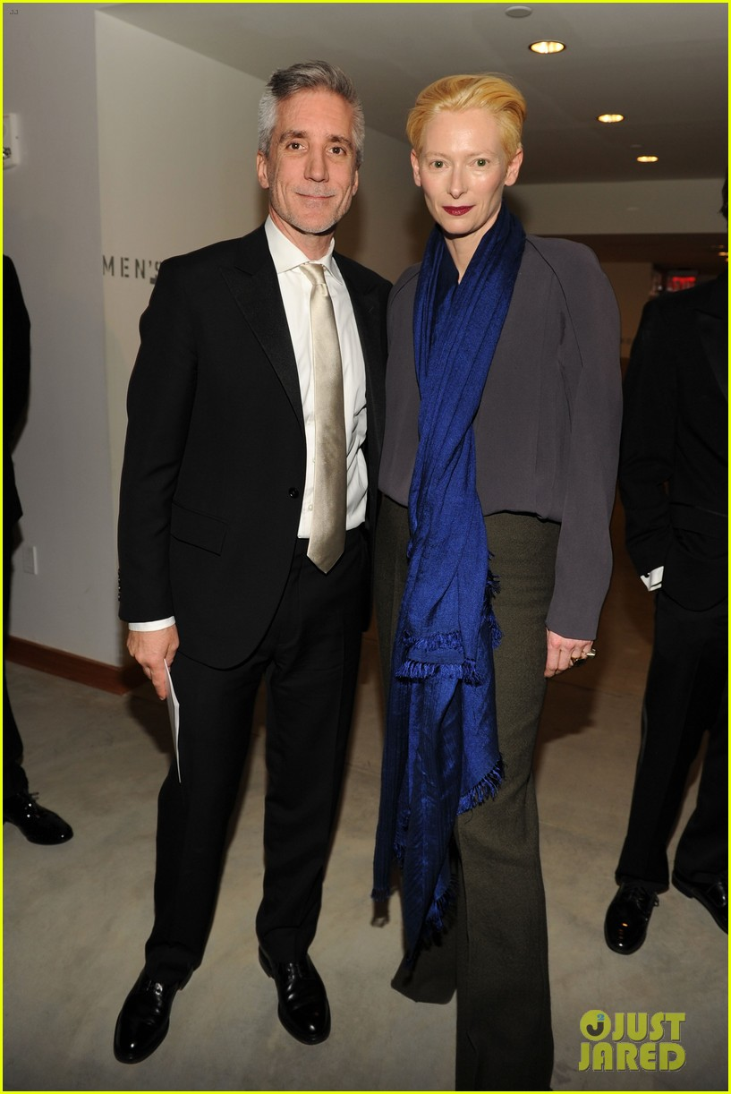 tilda swinton venetian heritage gala richard gere 04