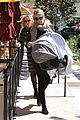 charlize theron out with baby jackson 07