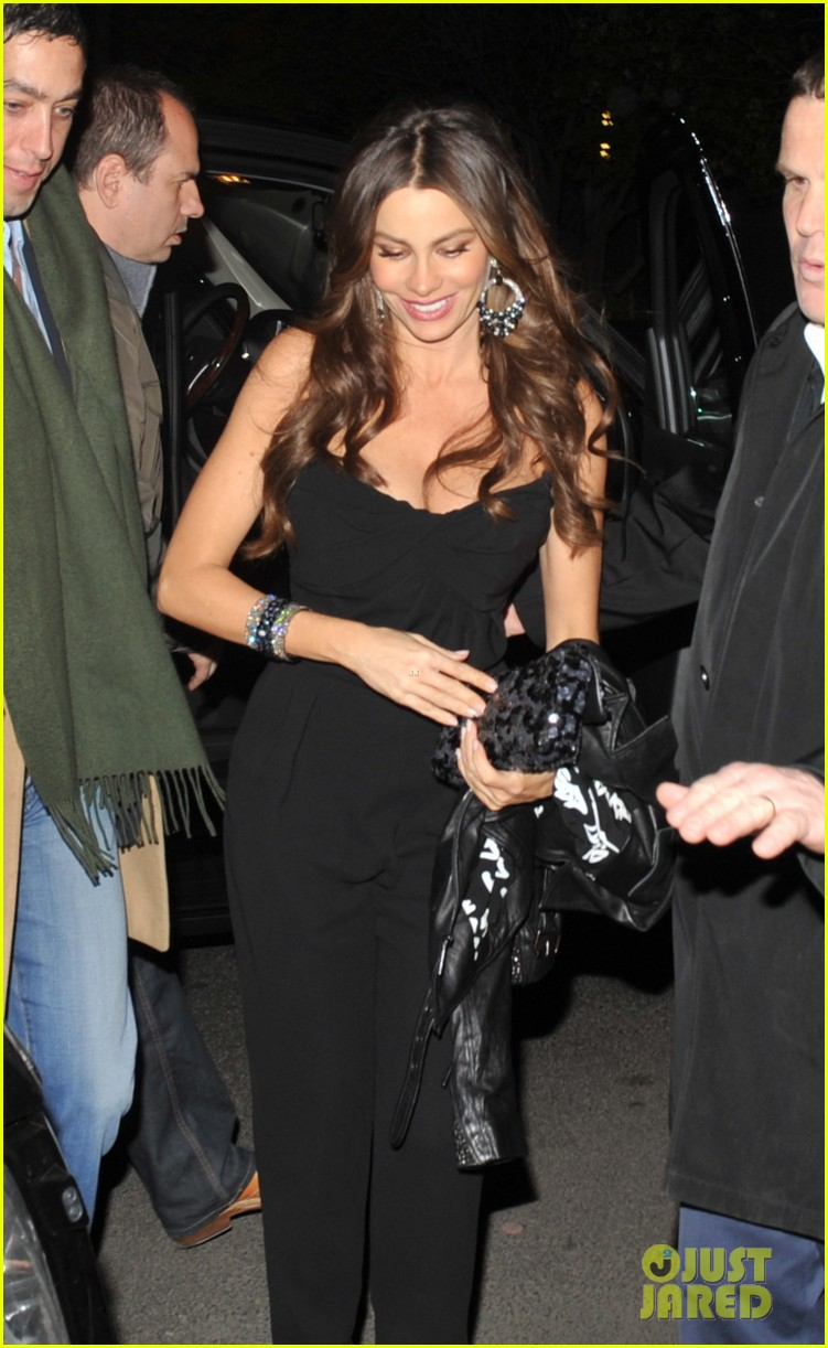 sofia vergara snl after party 01