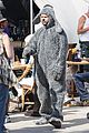 Photo 16 of Elijah Wood: Pizza for Lunch on 'Wilfred' Set