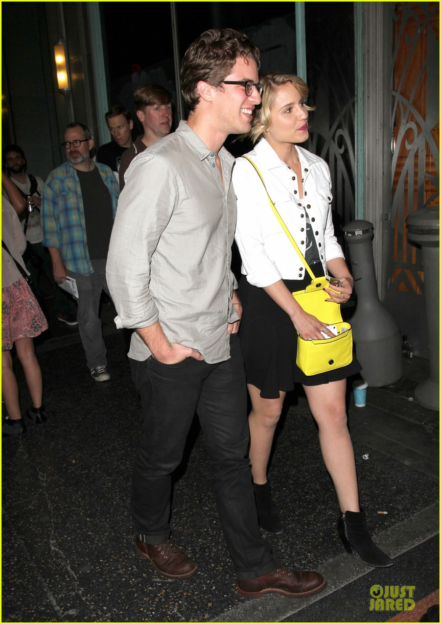 dianna agron henry joost new couple 01