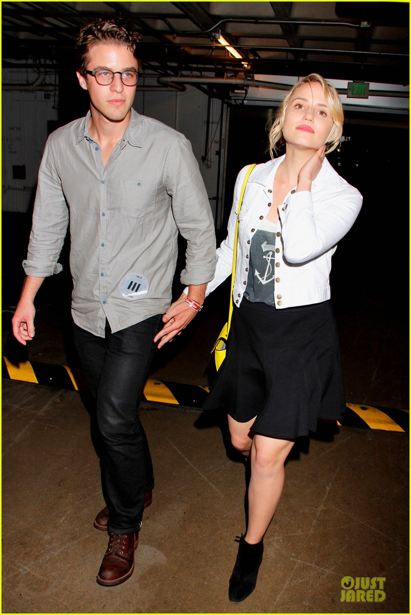 dianna agron henry joost new couple 082668880