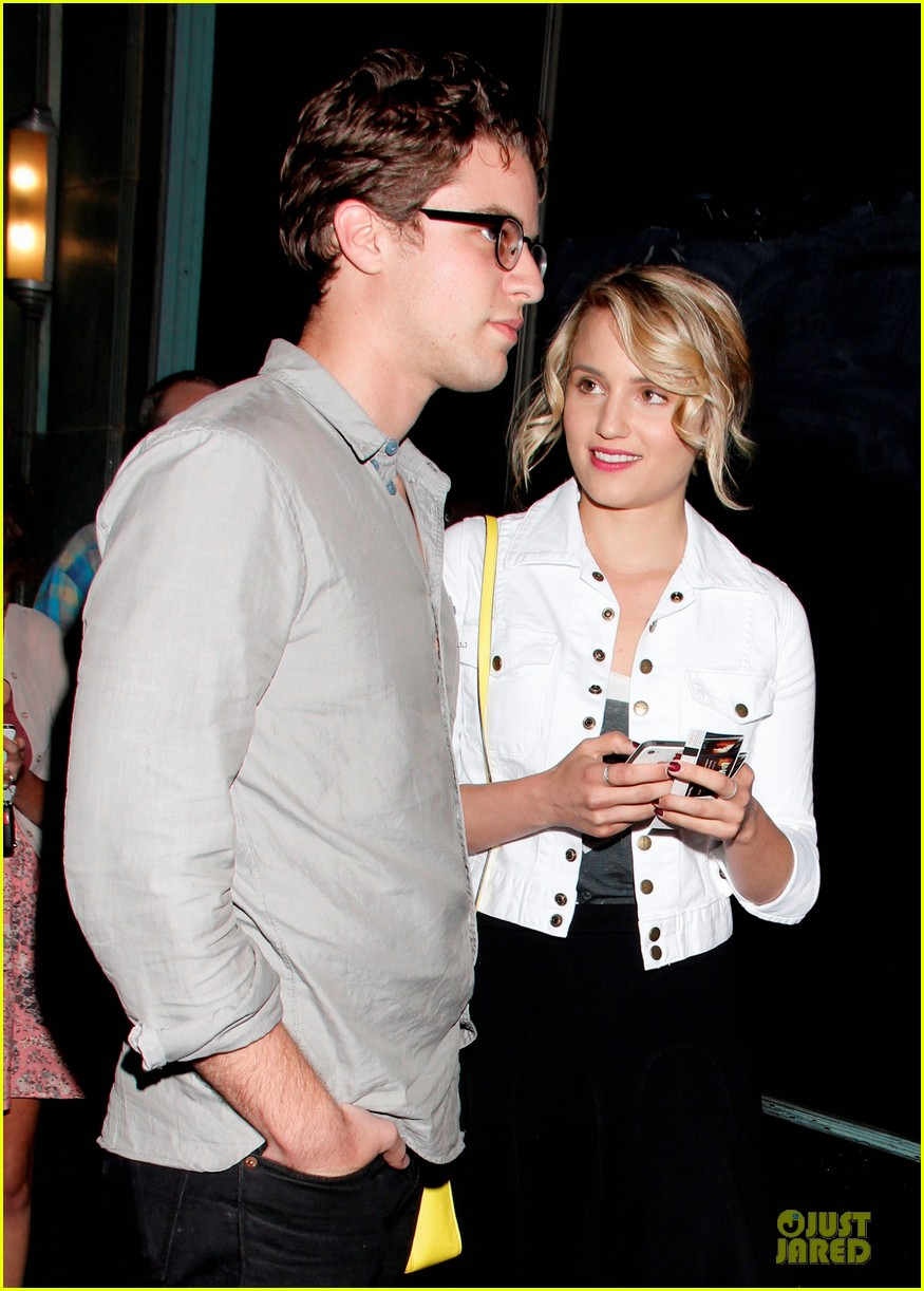 dianna agron henry joost new couple 09
