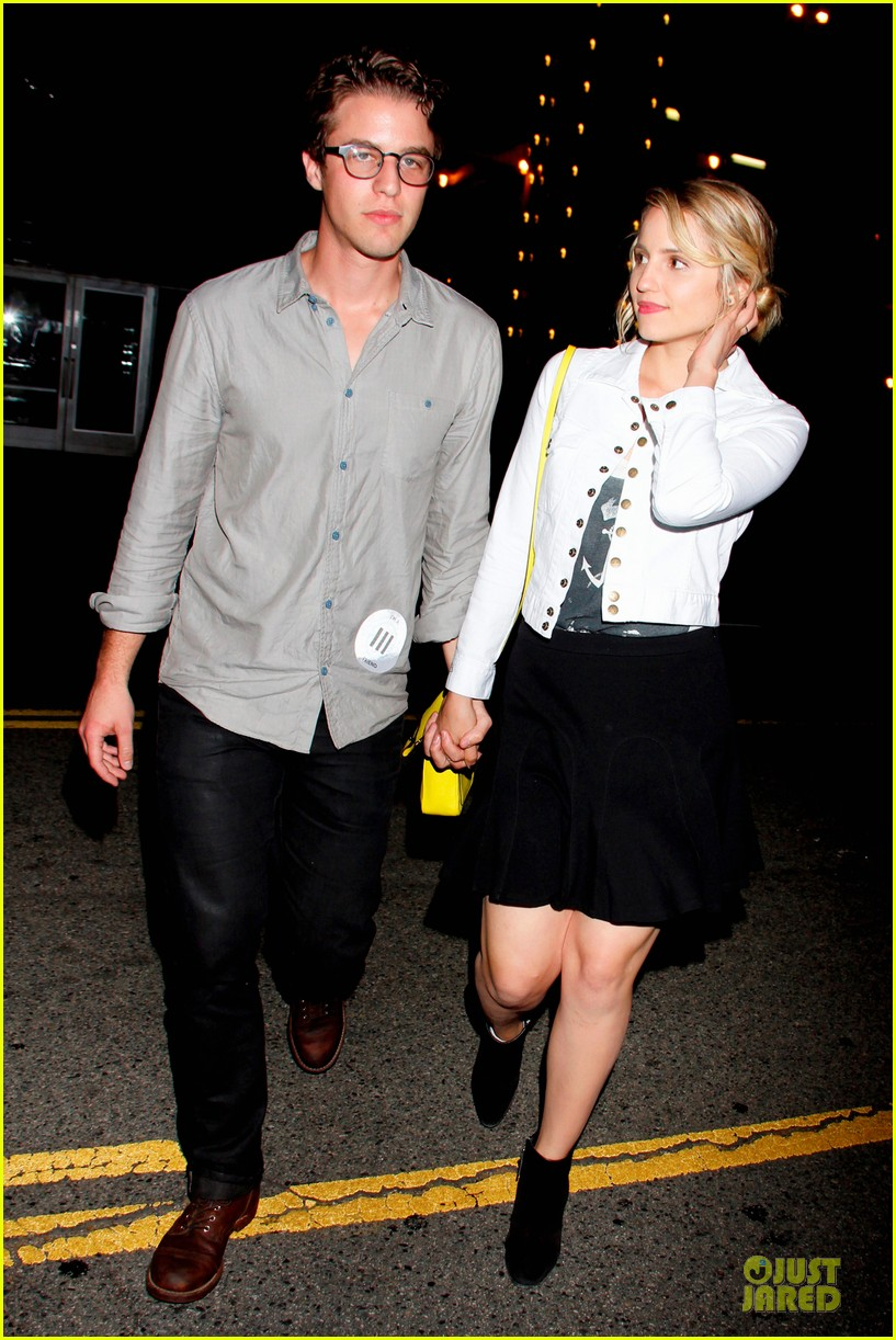 dianna agron henry joost new couple 11