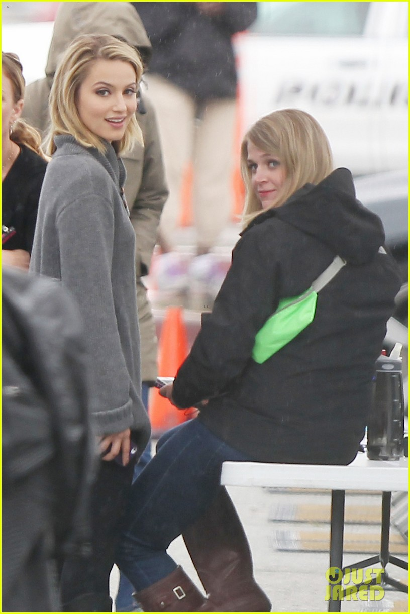 dianna agron leaving glee 07