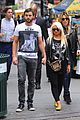 christina aguilera matthew rutler kissing soho 03