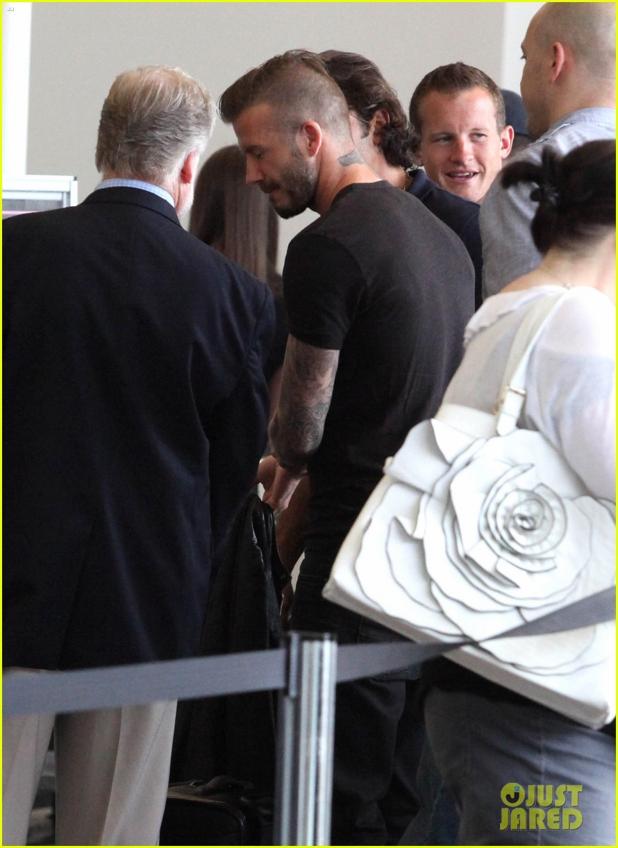 david beckham lax departure 05