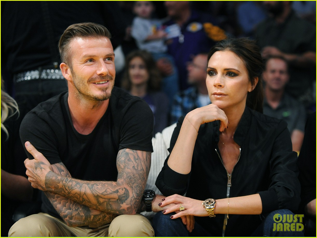 david victoria beckham lakers lovers 02
