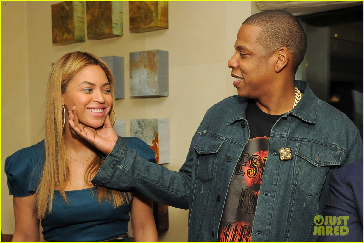beyonce jay z eric reid book launch party 10