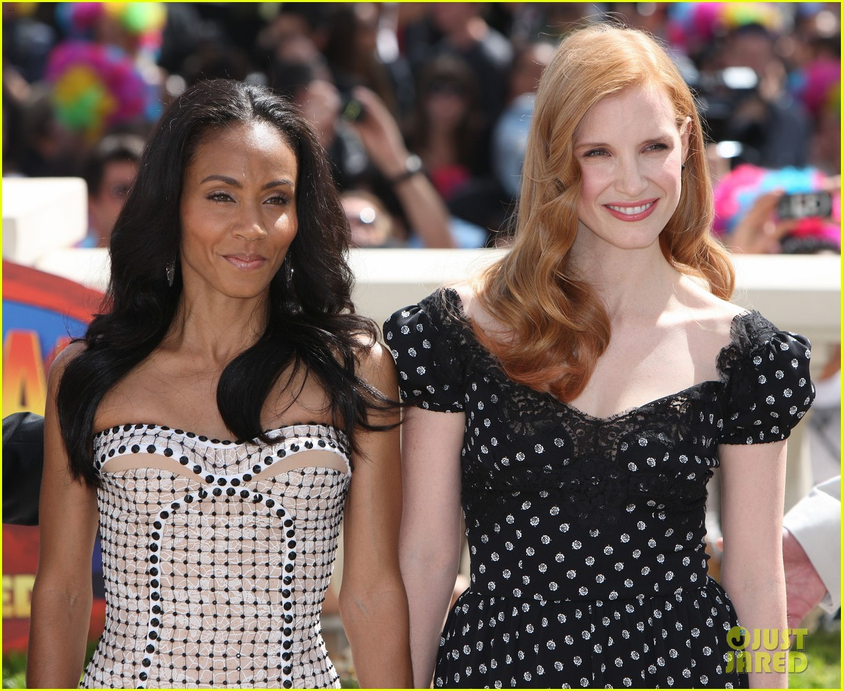 jessica chastain jada pinkett smith madagascar cannes 14