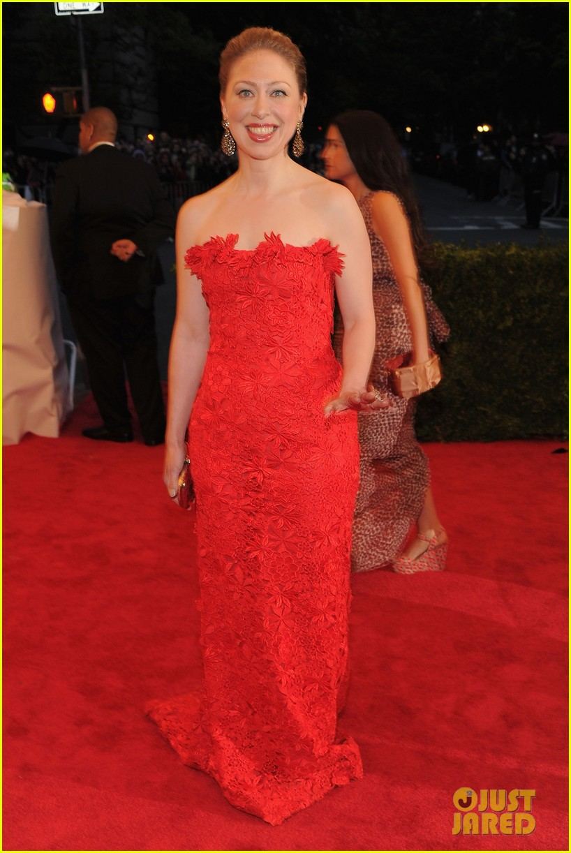 chelsea clinton met ball 2012 03
